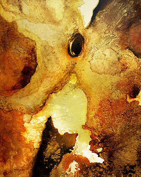 miso zlovic baryogenesis oil painting