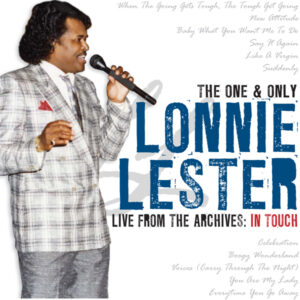 lonnie lester in touch cd