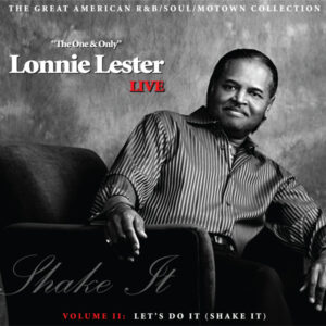 lonnie lester shake it cd